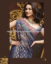 Pallu Designer Printed Sarees