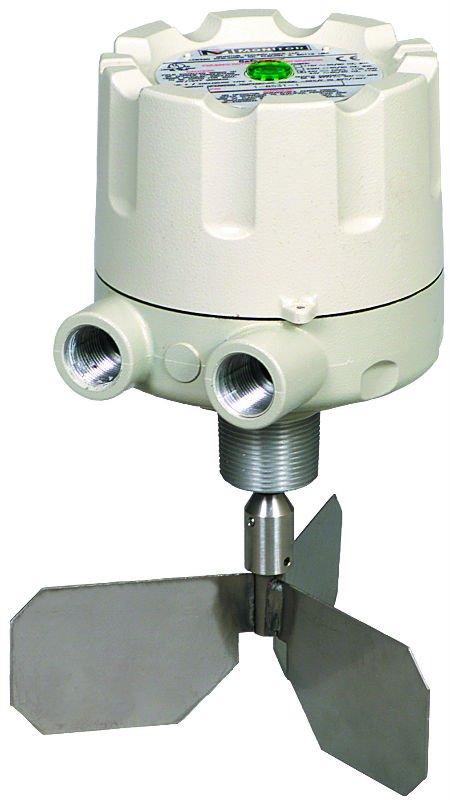 Fail-Safe Rotary Paddle Level Sensor