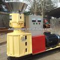 polvo de madera de pellets que hace la máquina para la venta