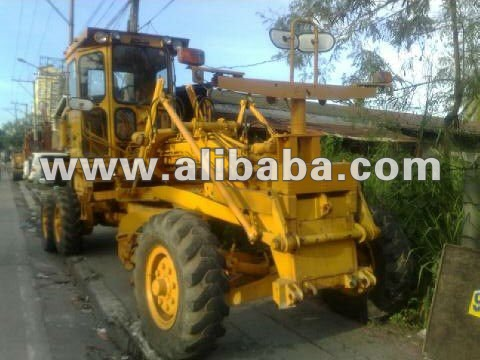 GD31 - KOMATSU Motor Grader Surplus Heavy Equipment for sale