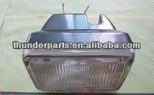 Motorcycle head light,Faro del,parts for AX100