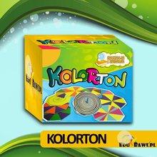 COLOURTONE - kolorton - Colour changing top !