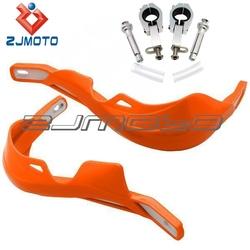 MOTORCYCLE MOTOCROSS DIRTBIKE Handguards Hand Guard Raptor 1 1/8 mountings kit Motorcycle 28 handlebar