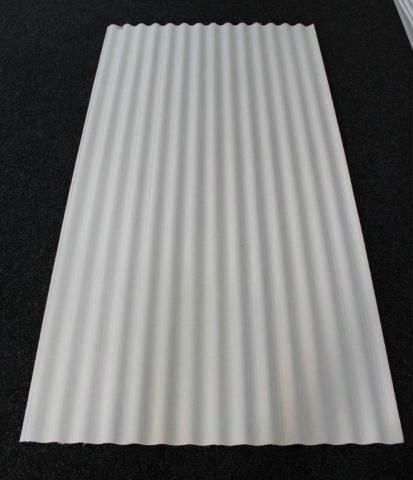 Lichtdurchlässiges Fiberglas und Polyester-Dach und -blätter