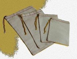 Industrial Drawstring Cotton Bag