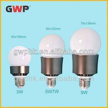 CE/ RoHS high-quality led bulb zhongtian