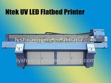 UV LED digital canvas flatbed printing machine canvas