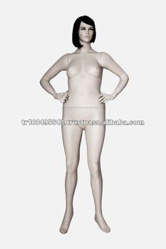 Big Size Mannequin
