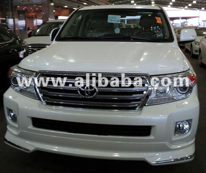 BRAND NEW CAR TOYOTA LAND CRUISER LC200 VXR 5.7L AUTOMATIC 4X4 SUV