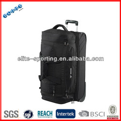 large designer trolley travel bag wheeled