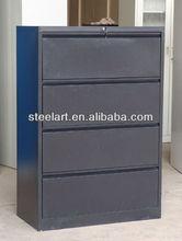 Pine Filing Cabinet 2 Drawer