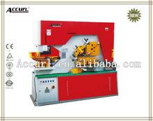 Q35Y Series Hydraulic 120 ton,angle channel hydraulic cutting machine