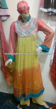 Women Pakistani Dress Salwar Kameez