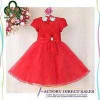 Top evening dresses girls dress wedding dress for kids