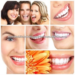 Teeth Whitening Gel (Non Peroxide)