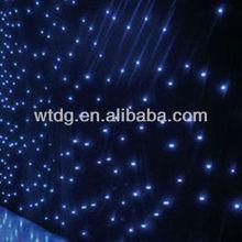 led star cloth,led curtain nepal cloth humanity 2013 fireproof velvet led stage light led star cloth