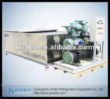 machine de fabrique de blocs de glace de large production
