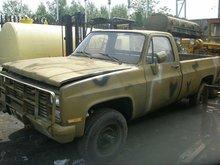 Chevrolet truck M1009