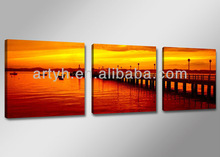 Newest Digital Multi-panel Canvas Print For Decor In Discount Price