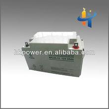 YUASA GEL rechargeable battery 12v65ah