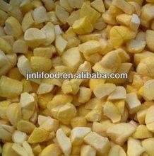 pelati kernel castagna arrosto kernel castagno castagno tagliato a dadini