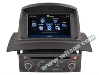 WITSON RENAULT Megane II dvd player car gps navigation system with 1080P HD Video Display