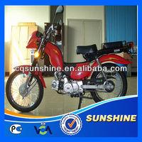 Zongshen Engine 110CC Cheap EEC Motorcycle (SX50Q-5A)