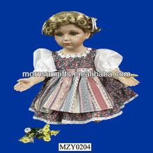 2013 Exquisite Resin Handmade Nesting Girl Doll,Home Decoration
