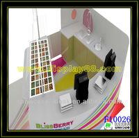 2013 US market made New Concept Frozen Yogurt Kiosk Ice Cream Kiosk