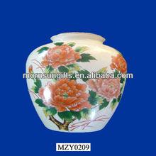 2013 Ceramic Vintage Pot from Chinese,Exquisite Ginger Jar Vase
