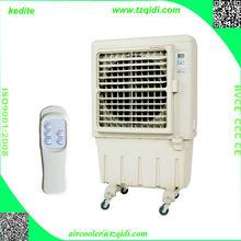 2013 new super powerful 7000 M3/H air flow evaporative floor standing air conditioner