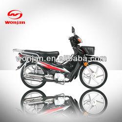 110cc moped motorcycle,mini cub motorbike for Burma(WJ110)