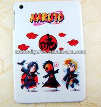 Naruto ipad mini phone Case with anime characters pattern