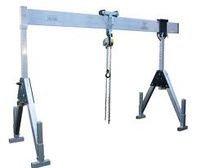 aluminium gantry hoist
