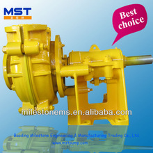Dewatering large industrial centrifugal pumps