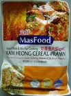 MASFOOD INT CEREAL PRAWN KAM HEONG (85g x 12&#39;s)4