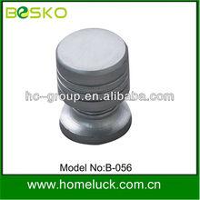 Aluminium cabinet knob