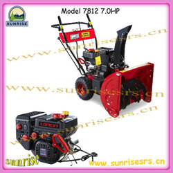 2013 newest design snow cleaning machine/ snow throwing machine