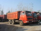 used Chinese Mercedes Benz 8x4 dump truck