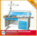 Em-lt5 dentale workstation per attrezzature mediche