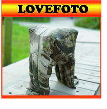 2013 newly pro fashionable camouflage colour camera bags for Telephoto Lens
