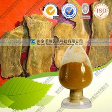 Rhubarb extract Anthraquinones 2%~10%, Emodin 10%~98%