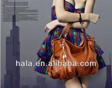 H68 New female bag shoulder Messenger cross fashion wild tassel handbag factory direct