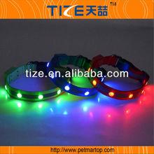 Pet Accessories Led TZ-PET1002 pitbull dog collars