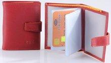 Genuine Leather Card Case / Holder Model No : CCDK-3