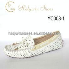 Women Flat Shoes Ladies Shoes Guangzhou White Flat Casual Shoes