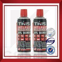 Multi-Purpose Anti Rust Spray Lubricant