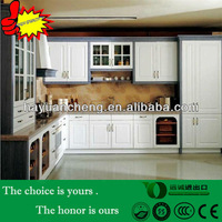 2013 new design kitchen cabinets solid wood birch and basswood