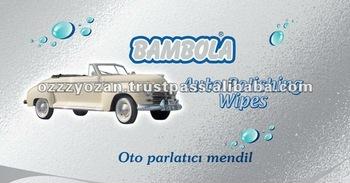 Auto Polishing Wipe - Car Polishing