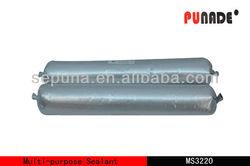 Modified polyurethane silicone concrete seam sealer